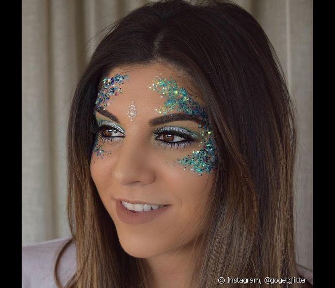Adesivo De Parede Harry Potter ~ Carnaval 2018 veja as tend u00eancias de maquiagem que v u00e3o bombar nos dias de folia! Blog Adélia